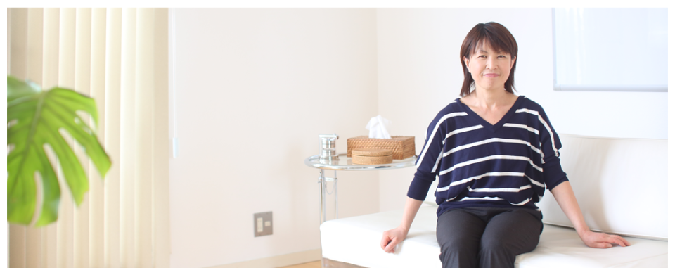 吉島智美の大切なモノと、自分らしく暮らすイメージ
