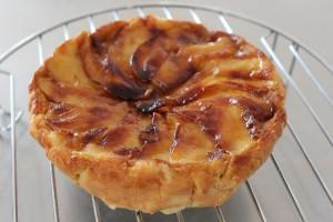 s-アップルケーキ